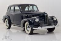 LaSalle Series 50 Suicide Doors 1940