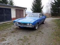 Ford Torino 500 6.6L V8, r.v. 1971 sleva jistá