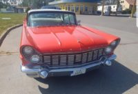 Lincoln Premiere (Continental) Landau rv.1960 V8 7044 cm3