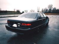 Chevrolet Caprice 1991, 5.0 V8