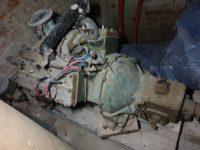 prodam motor do hot rodu plocha V8 s manualem