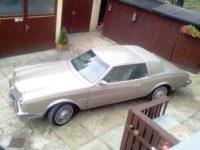Buick Riviera coupé 5.0