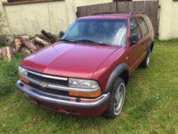 1999 Chevrolet Blazer 4X4 4,3 V6
