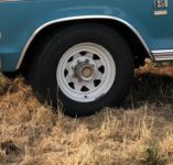 Disky 8x165 Ford/GMC/Chevy/Dodge s pneu 9,5 R16,5